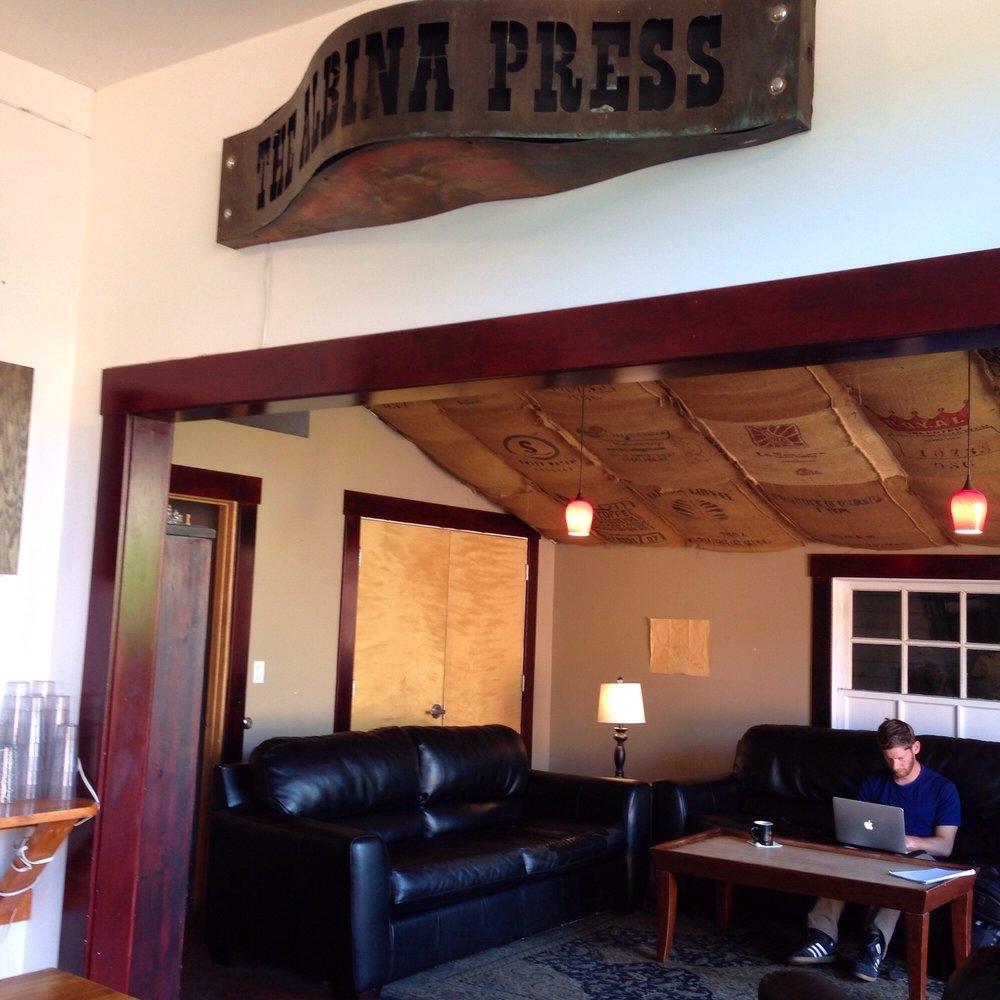 Albina Press