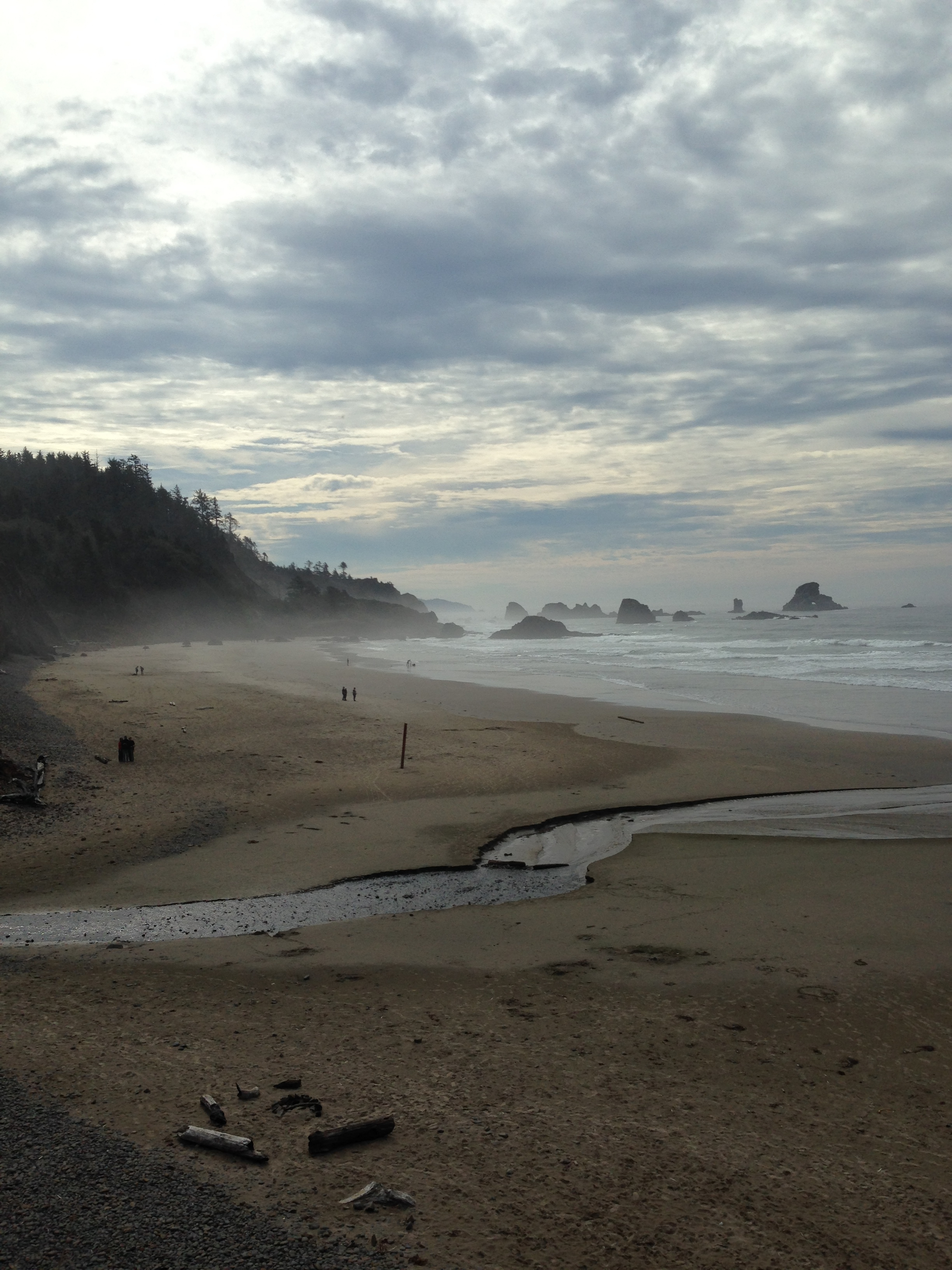 Two beautiful hikes + Oregon's Coast