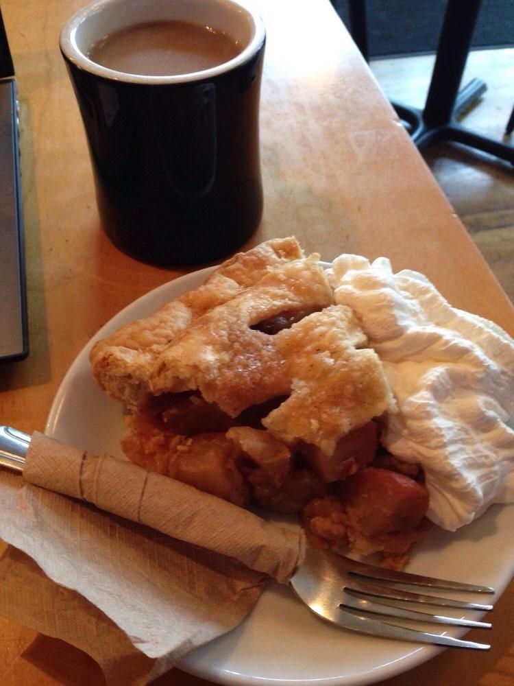 Random Order Pie