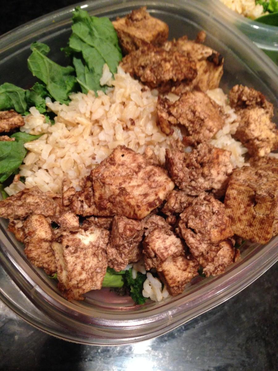 PB choc tofu