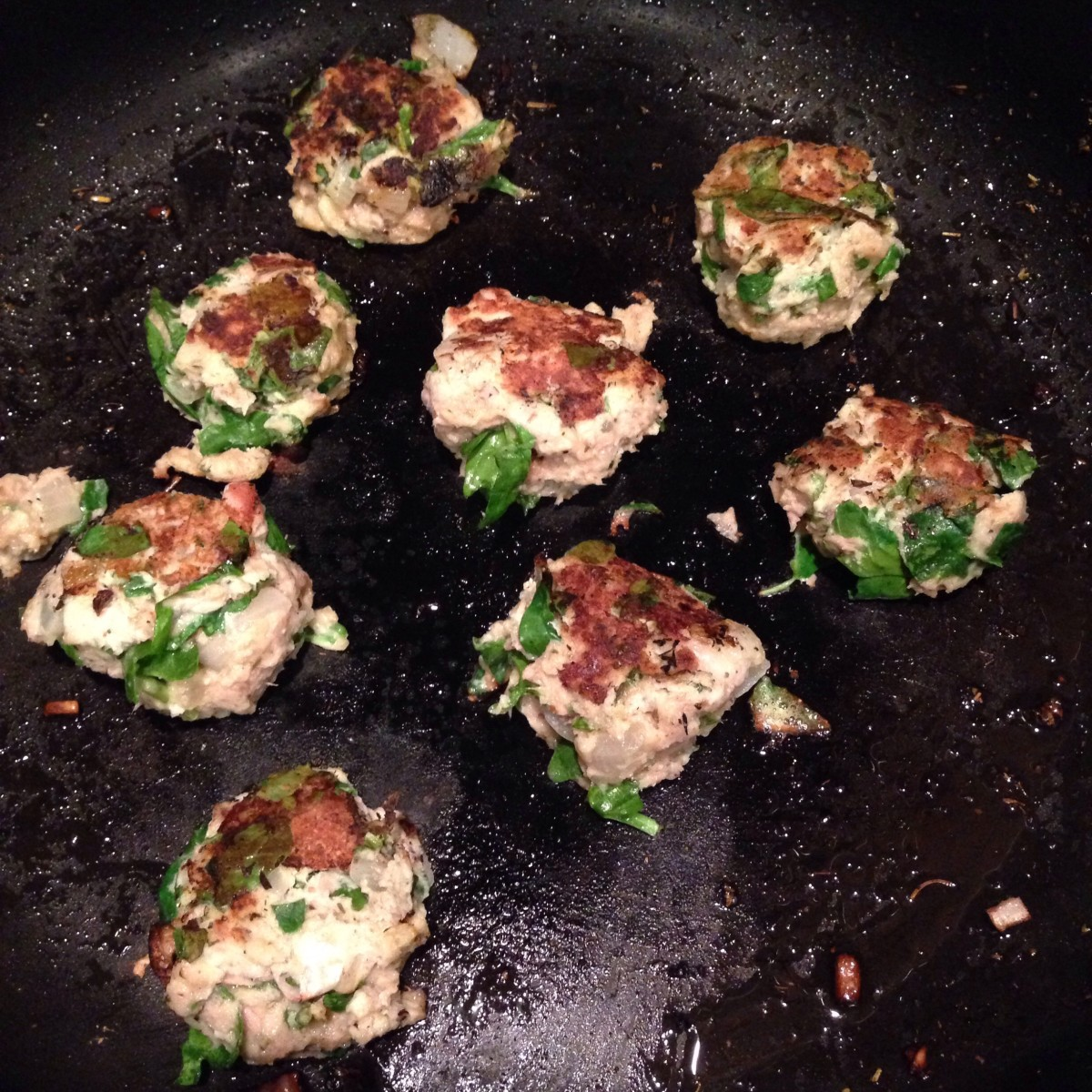 tuna meatballs
