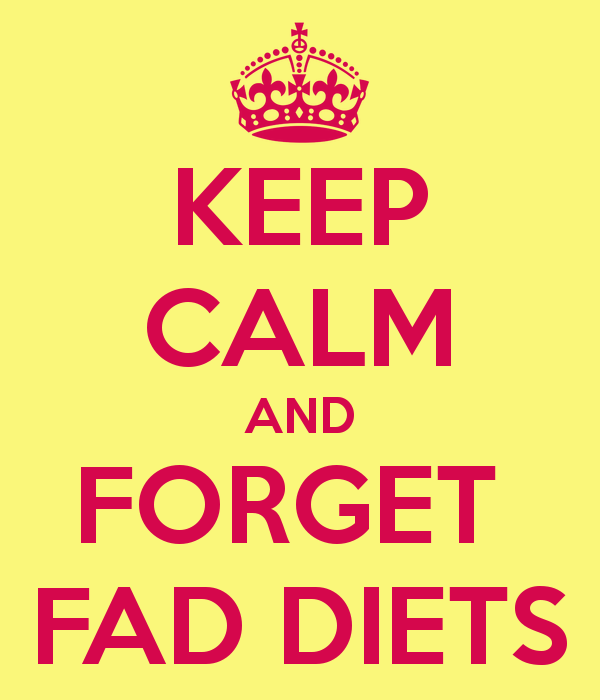 fad diets, diet comparisons