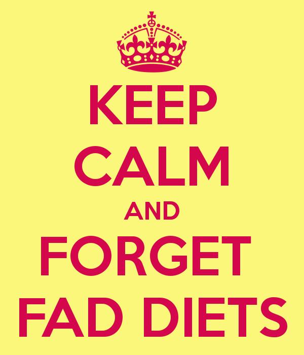 fad diets, diet comparisons