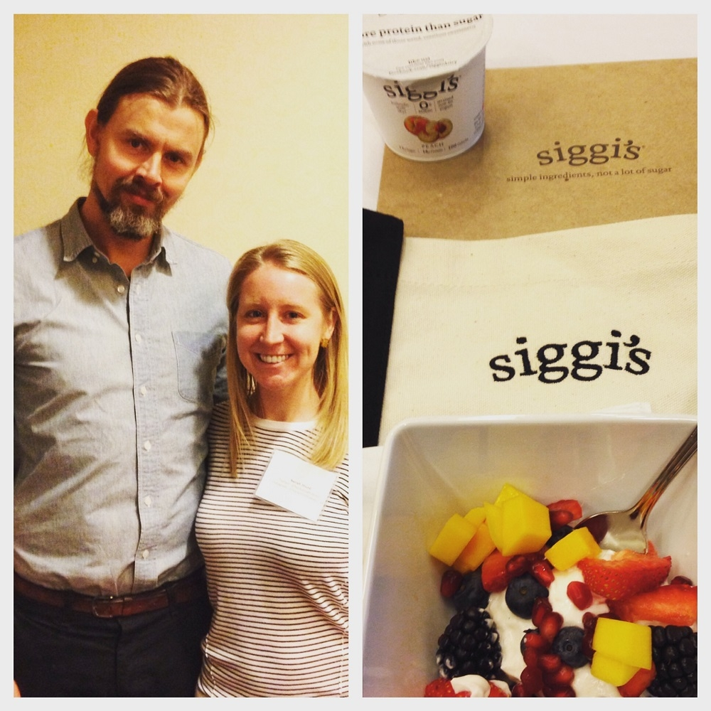 Sarah and Siggi