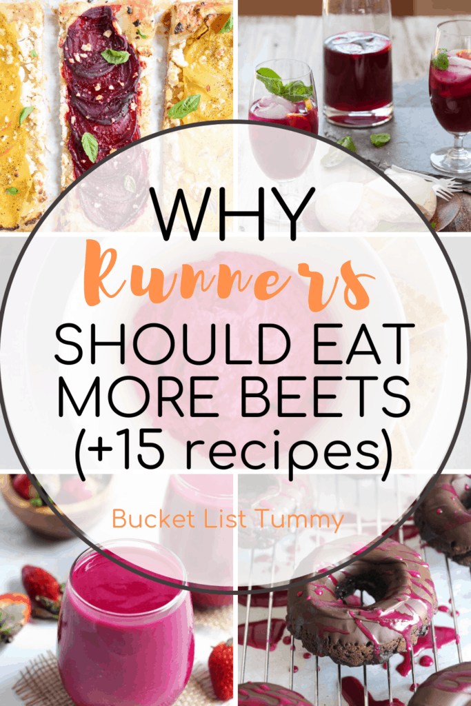 15 beet recipes with text overlay | Bucket List Tummy