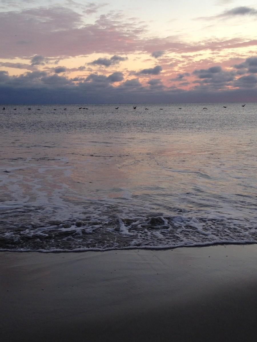 oak island beach, how I treat myself