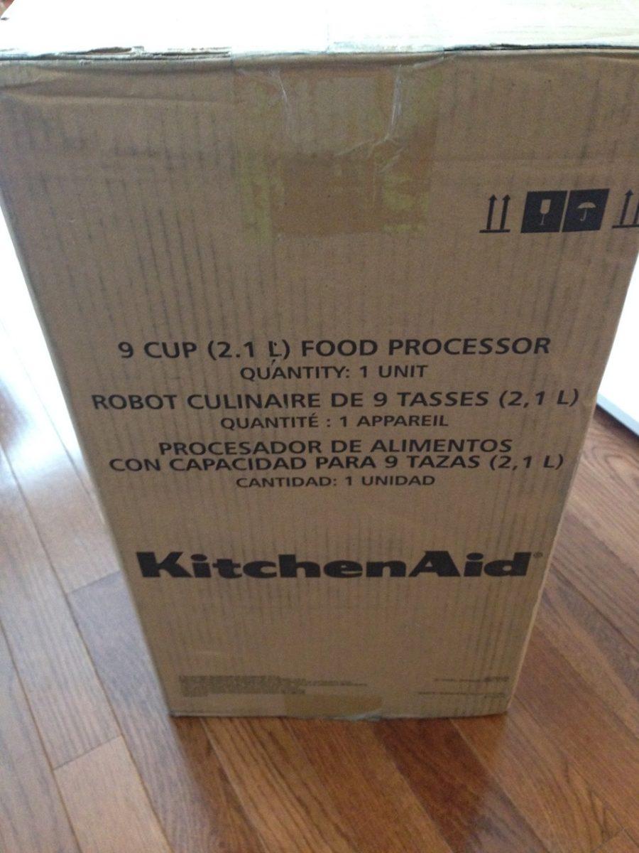 Kitchen Aid Food Processor