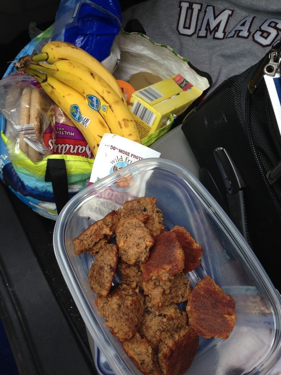 road trip snacks