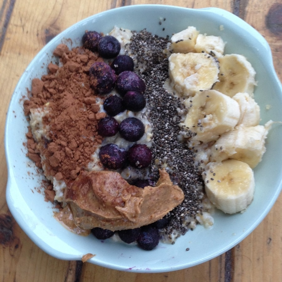 carb breakfast