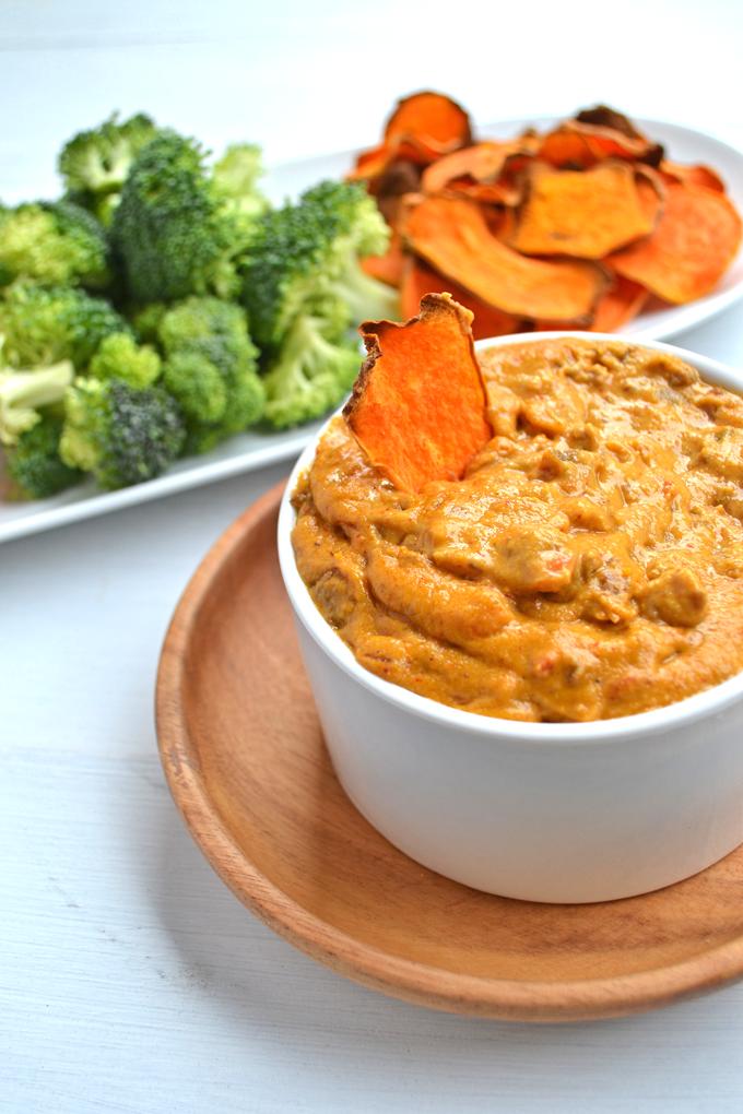 nutritional yeast dip