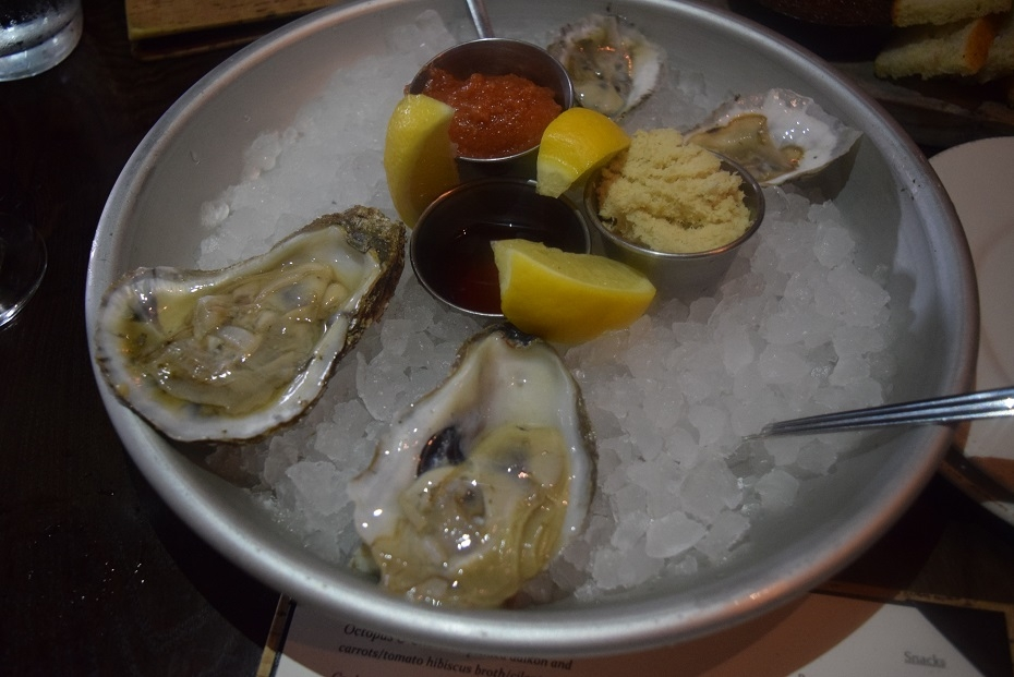 oysters, Dogwood