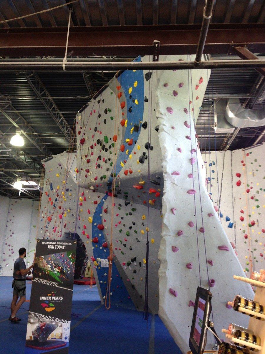 rock climbing, workouts