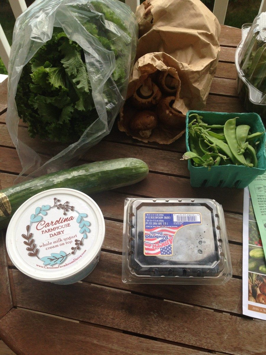 Produce Box, local food