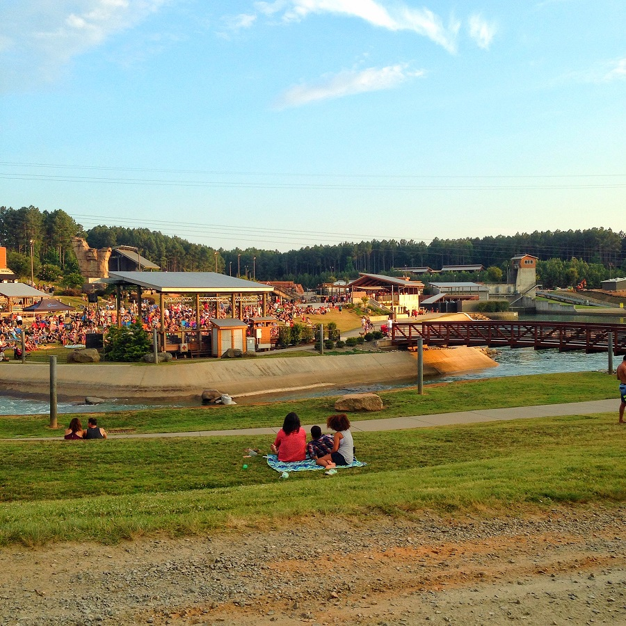 White Water Center, life lately