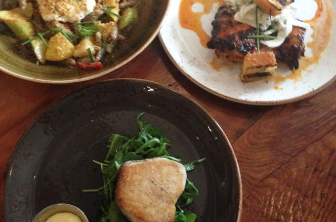 CHARLOTTE RESTAURANT WEEK: ROCK SALT