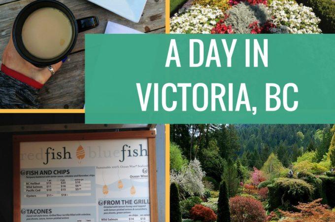 Vancouver Recap (Part 2): Victoria