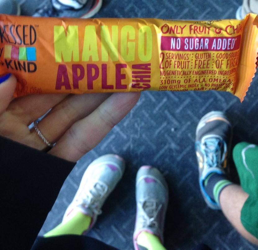 Mango Apple Chia Kind Pressed Bar