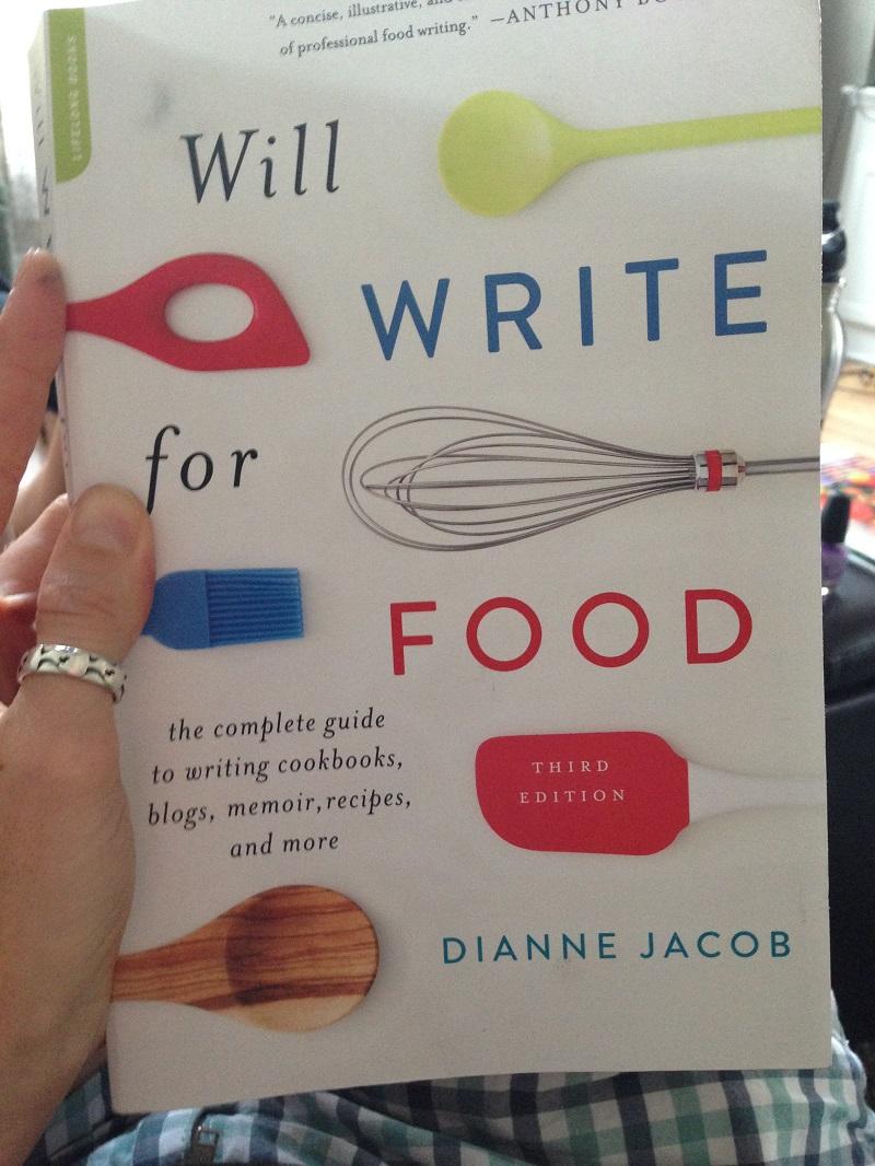 Food Blogging, book