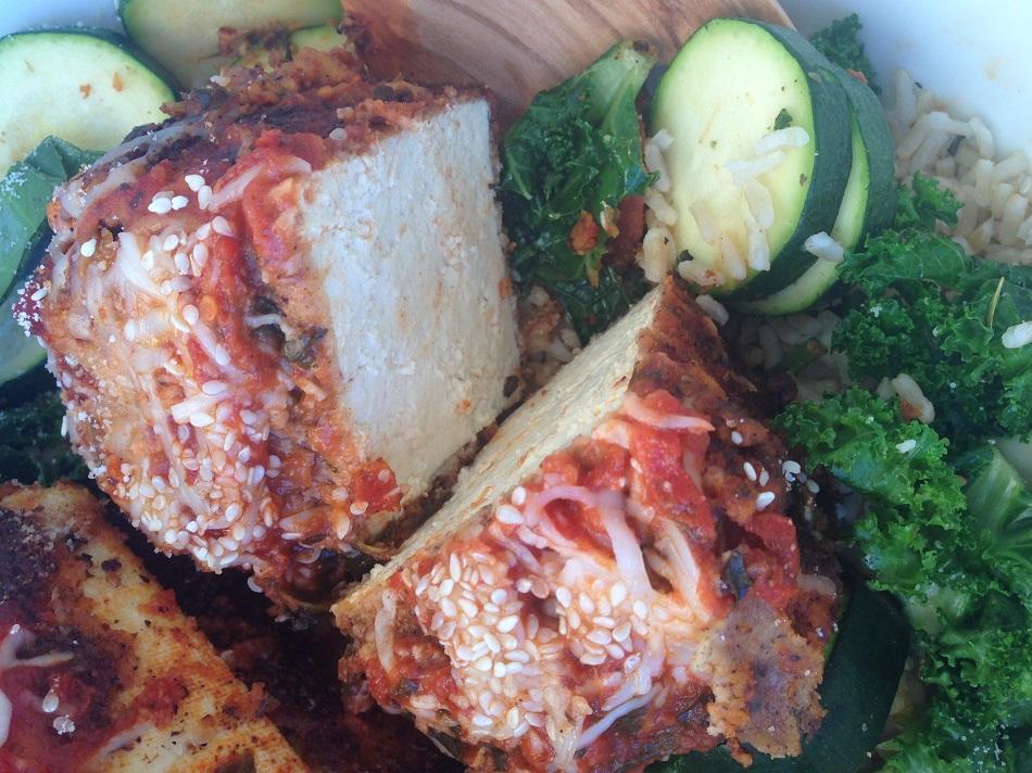 Tofu Parm