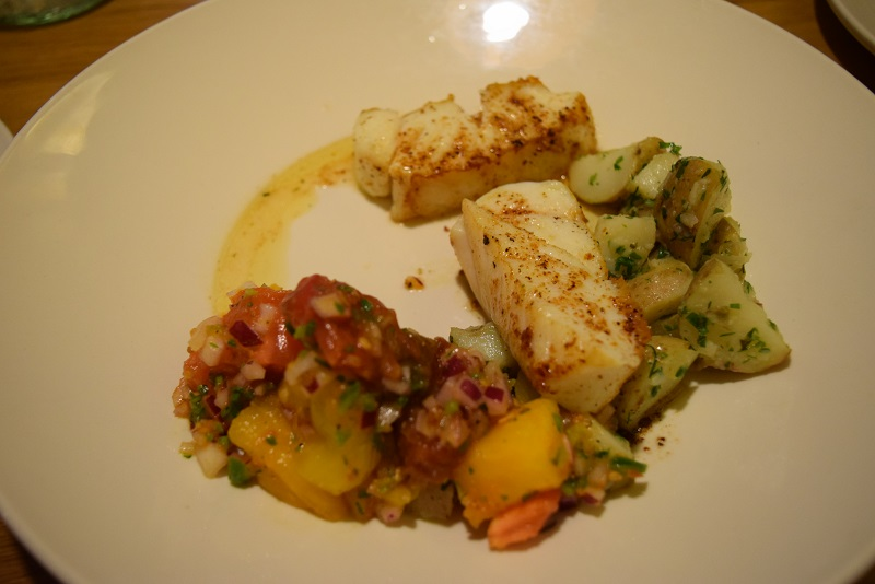 Forage halibut