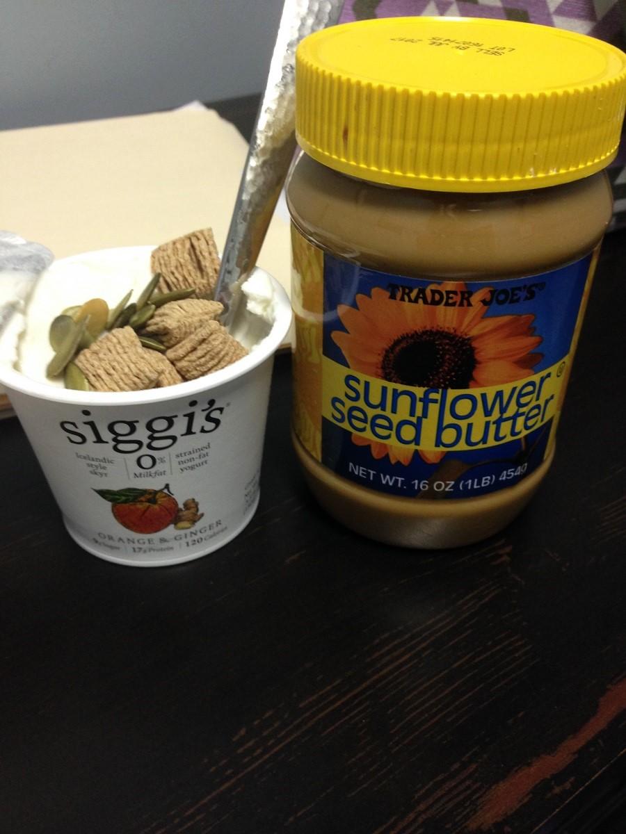yogurt snacks
