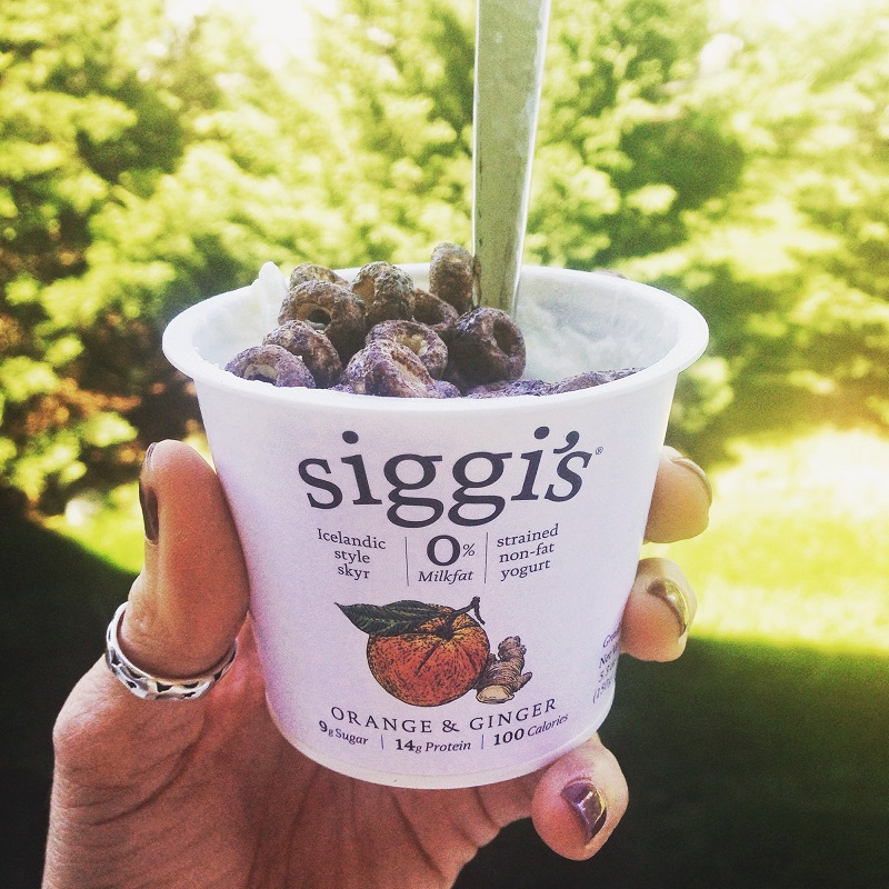 Siggi's, Post run foods, Best foods for recovery