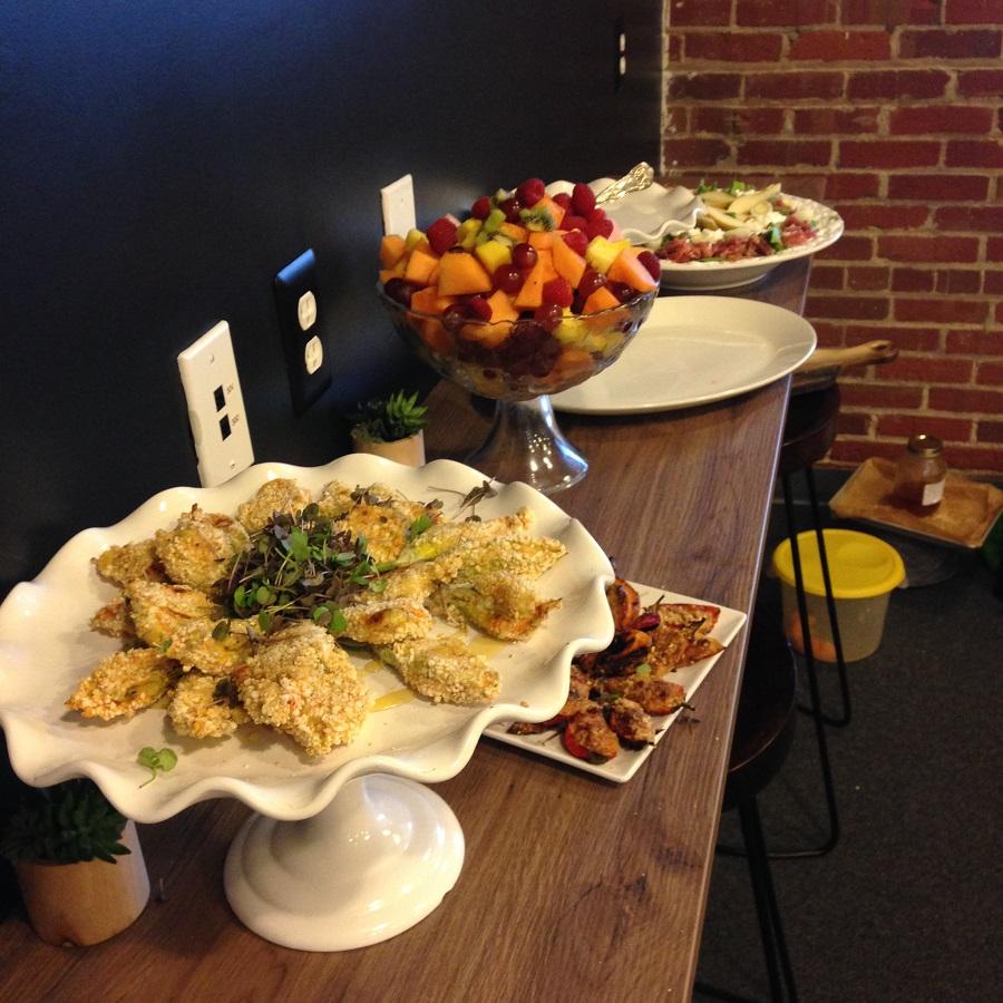 Charlotte Food Bloggers