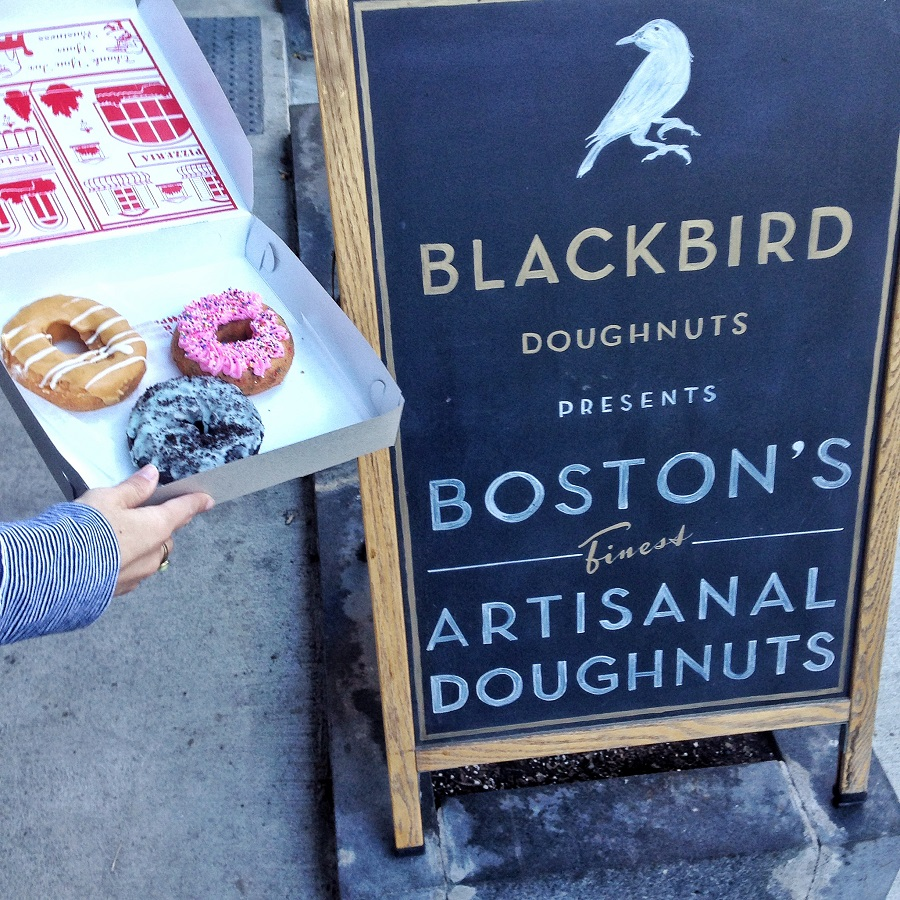 Blackbird donuts