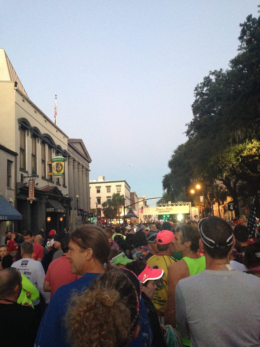 Marathon Training, First Marathon Recap, Rock n Roll Marathon
