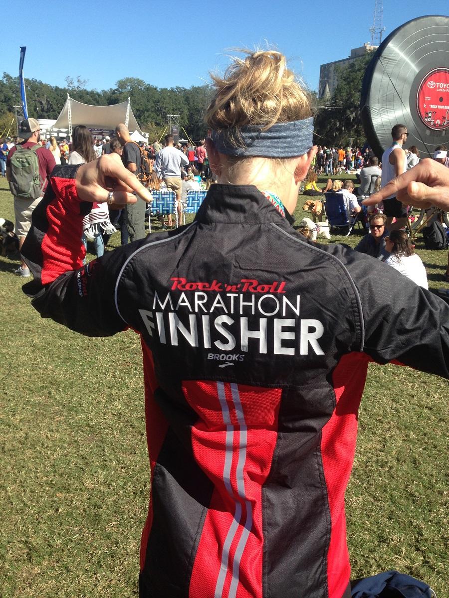 Marathon Training, First Marathon, Rock n Roll Marathon