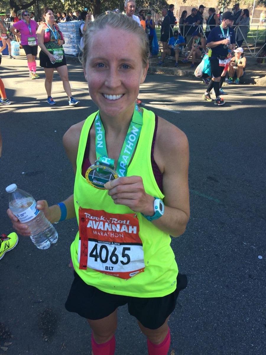 Marathon Training, First Marathon, Rock n Roll Marathon, I Survived the Marathon