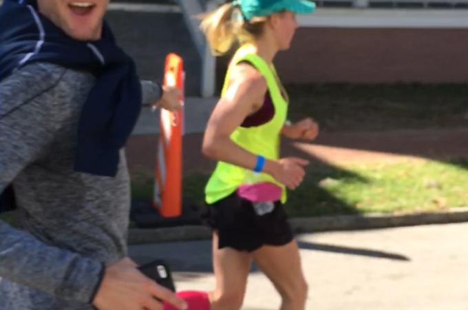 I Survived The Marathon