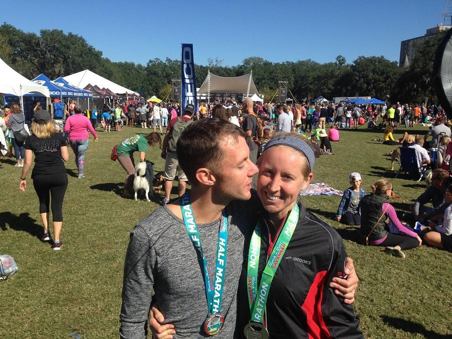Complex Carbs, First Marathon, Long Run, #RunChat, Running, 26 miles, 26 Lessons