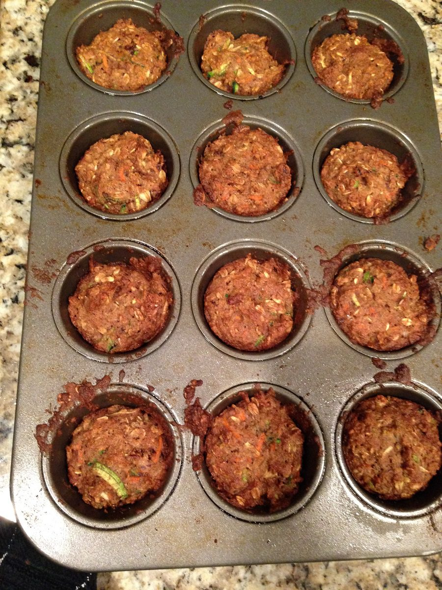 muffins, what i ate wednesday