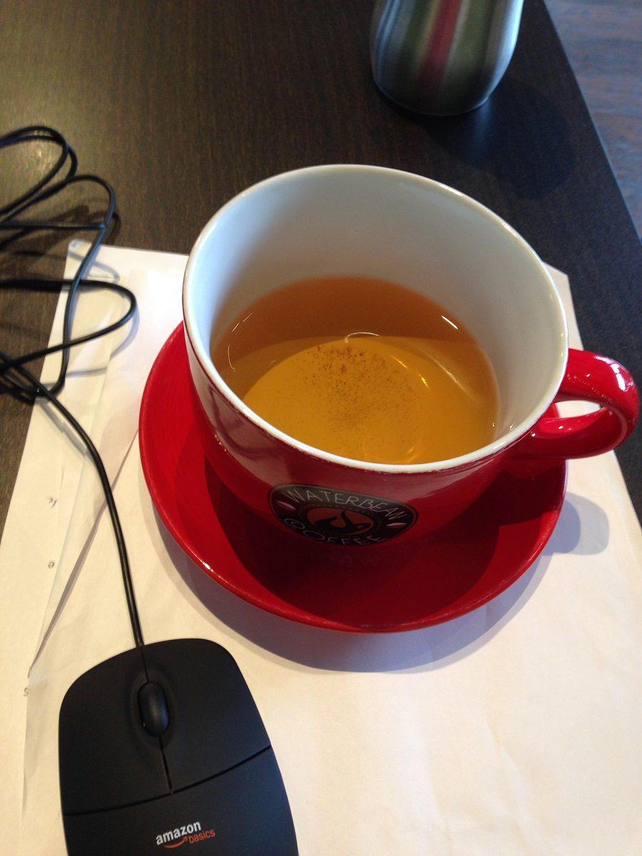 tea What I ate Wednesday