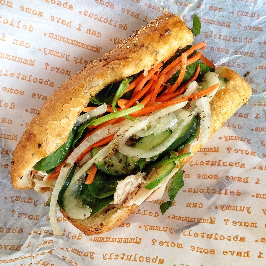 #pubsub, what i ate wednesday