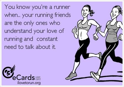 running-talk