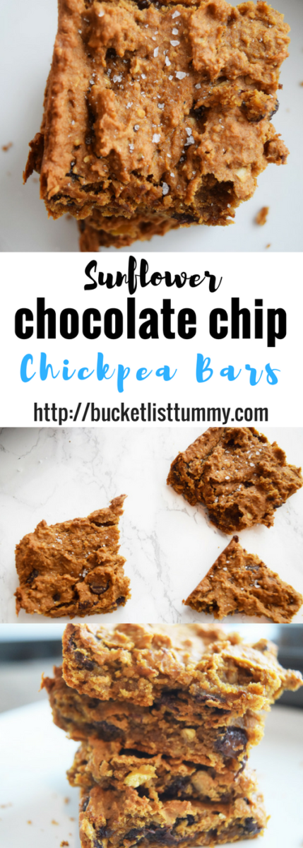bar recipes, chickpea bars, chickpea recipes