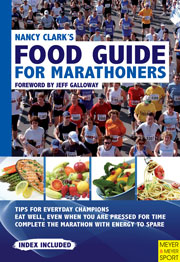 food guide for marathoners