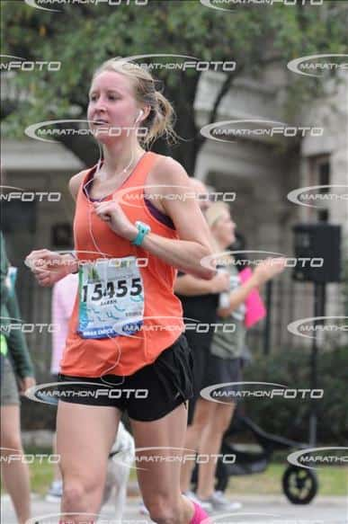 Austin Half Marathon Race Photo | Bucket List Tummy