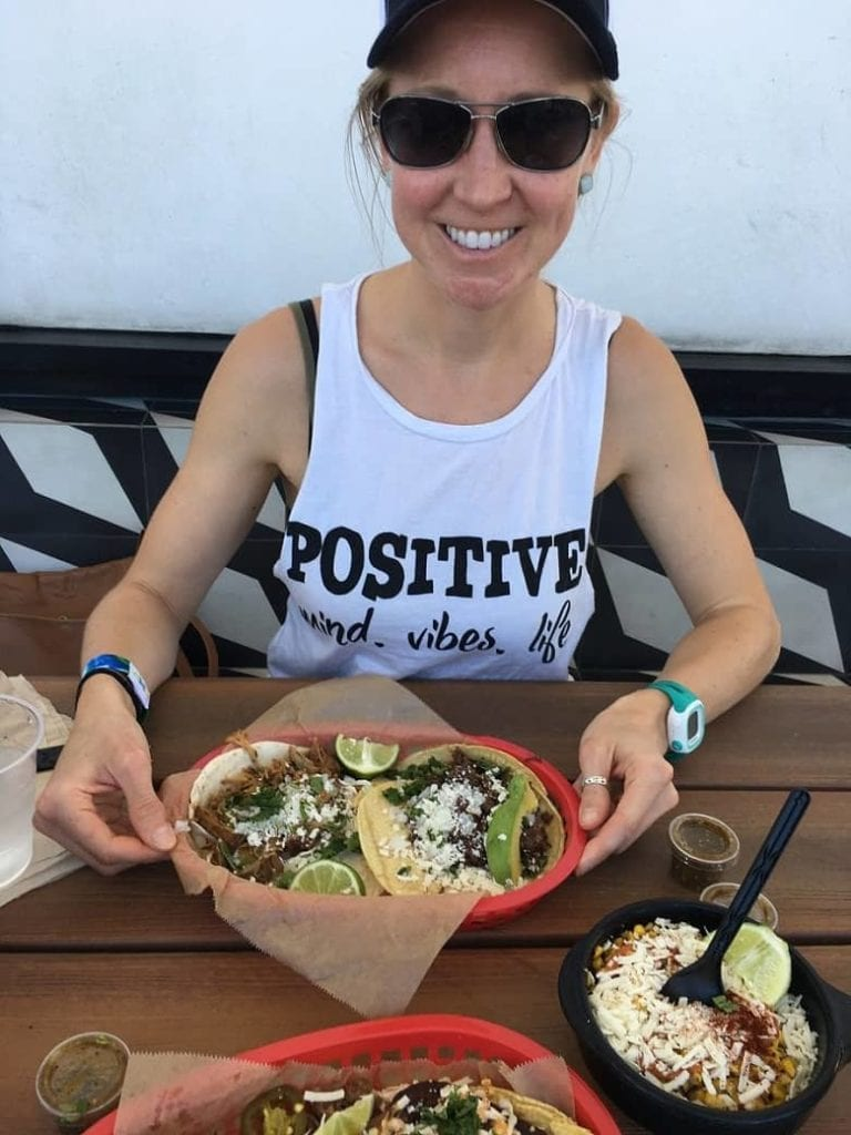 Eating Tacos at Torchys Tacos | Bucket List Tummy