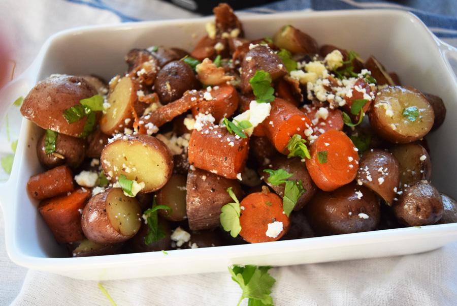 St Patricks recipe, Crockpot Recipes, Potatoes