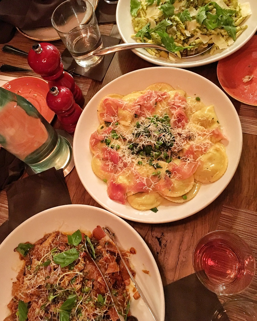 Aria pasta making