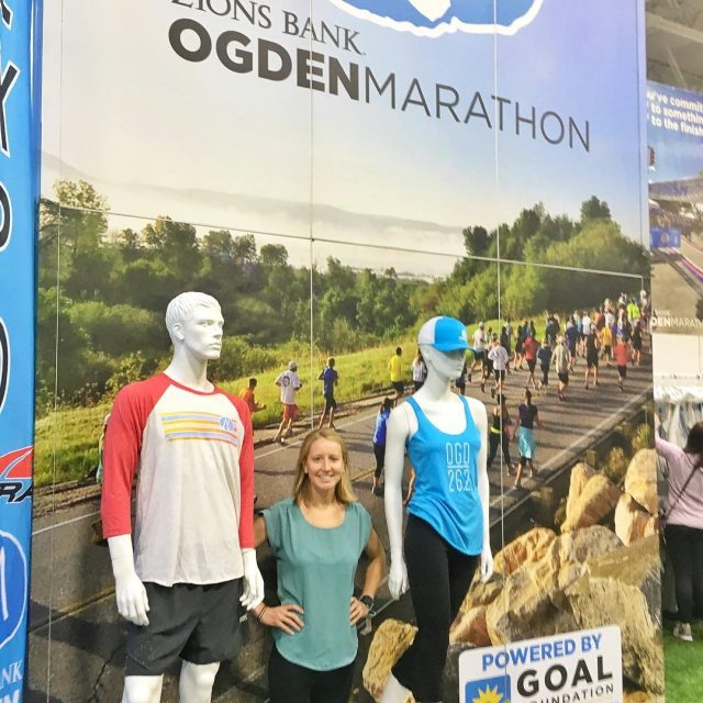 Lets do the damn thing ogdenmarathon ogdenmarathon raceambassador 262