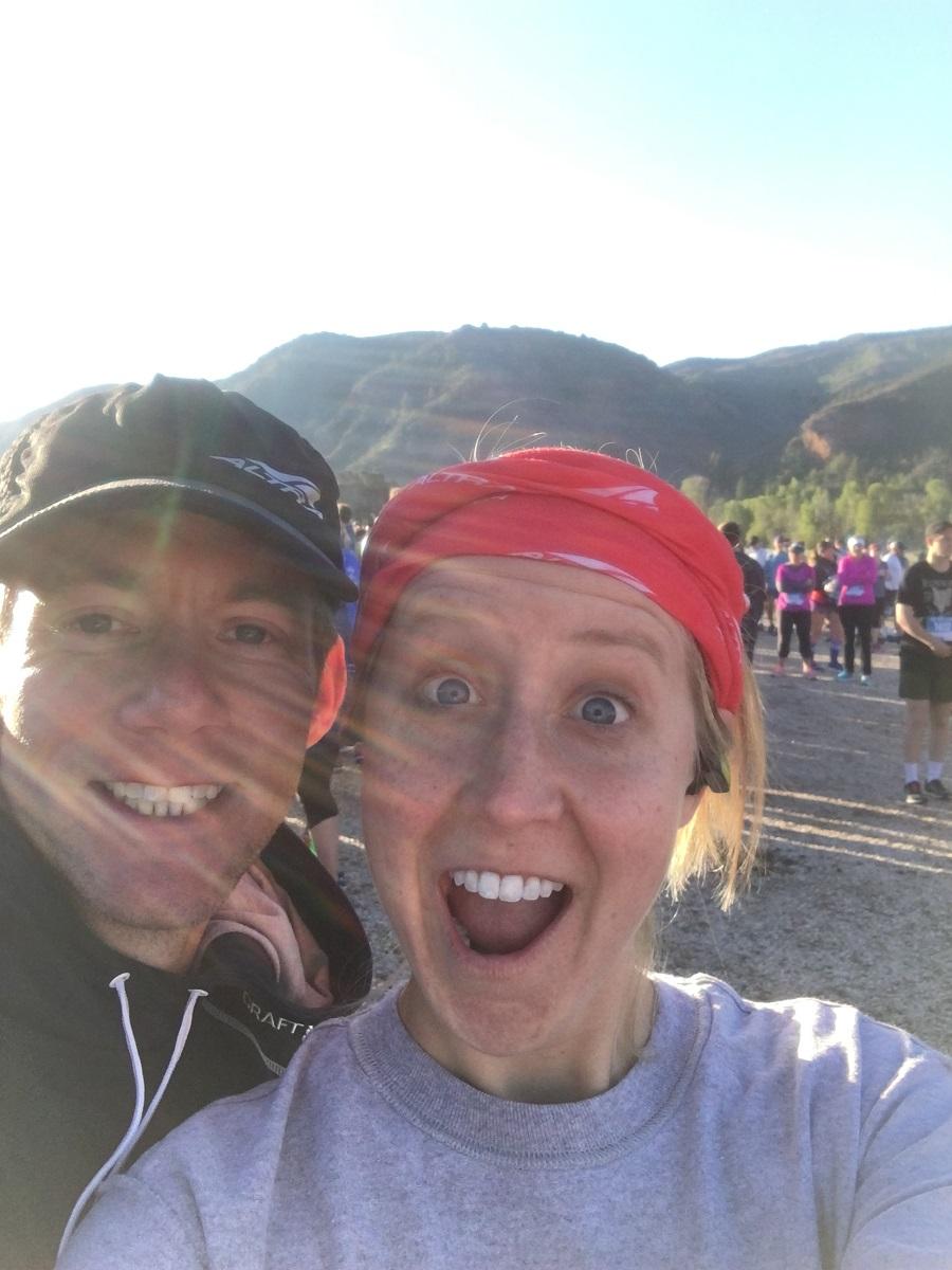 Ogden Marathon Race Recap