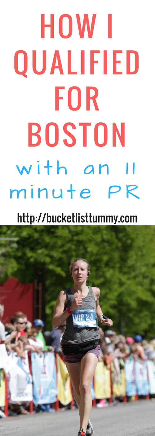 Boston Marathon, Marathon Training, Race Recap