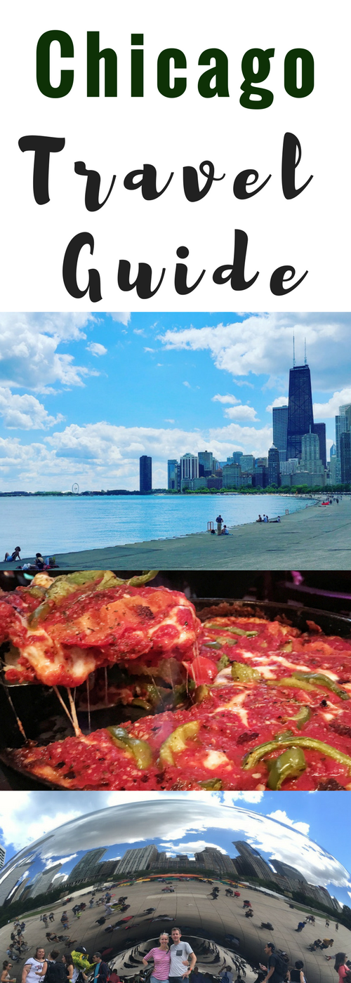 Visiting the Windy City? What to eat, explore and do in Chicago || Chicago Travel Guide || Chicago Bucket List