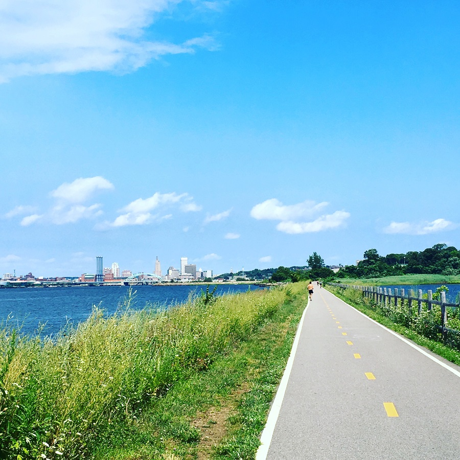 Rhode Island running