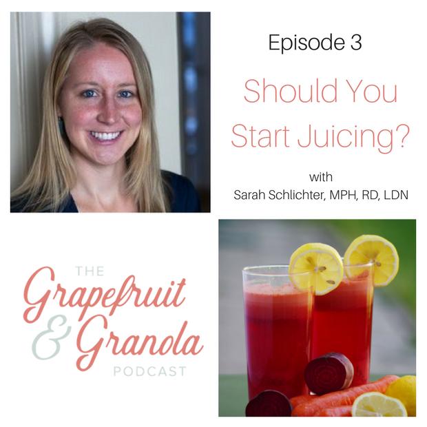 Grapefruit and Granola Podcast