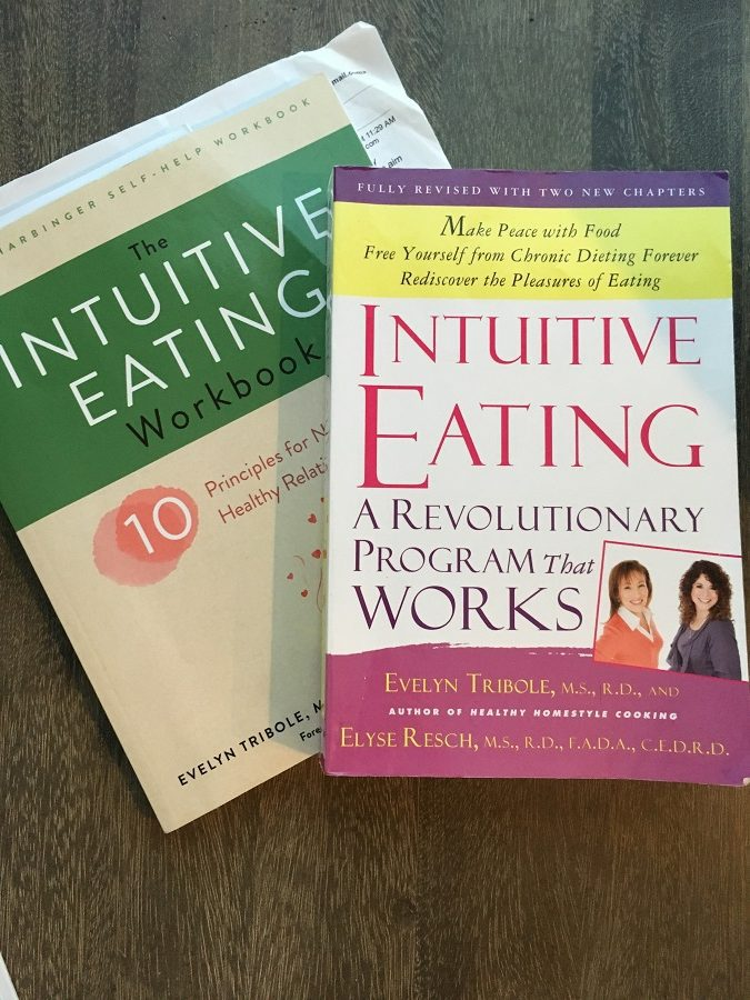 Common Questions About Intuitive Eating